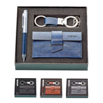 Fabrizio Pen, Key Ring and Card Holder Gift Set