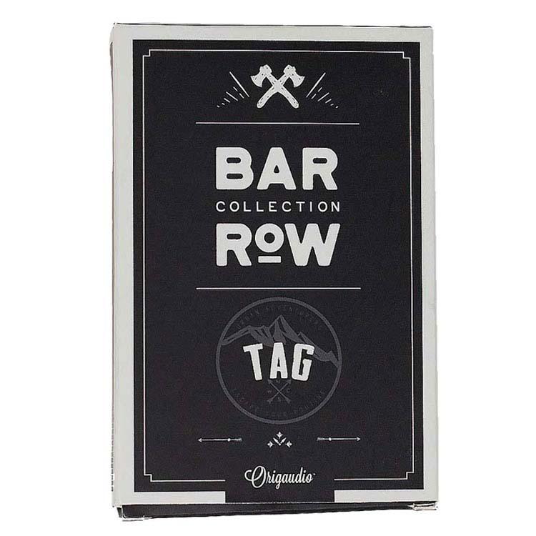 Étiquette à baggage Barrow #3