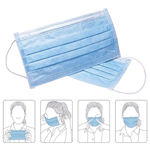 Masque de protection jetable 3 plis