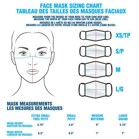 Masque fait au Canada #4
