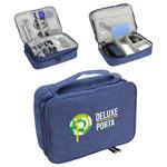 Deluxe Porta Power Digital Organizer