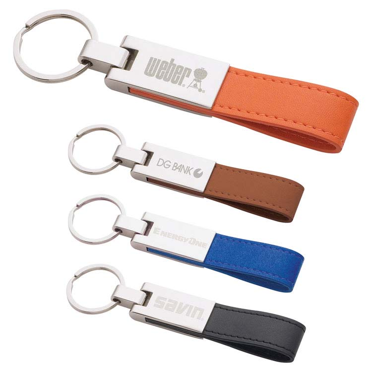 Porte-clés argent UltraHyde