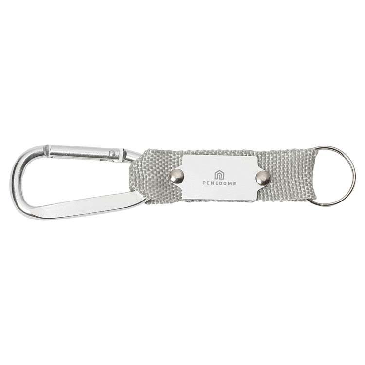 Porte-clés mousqueton Linx