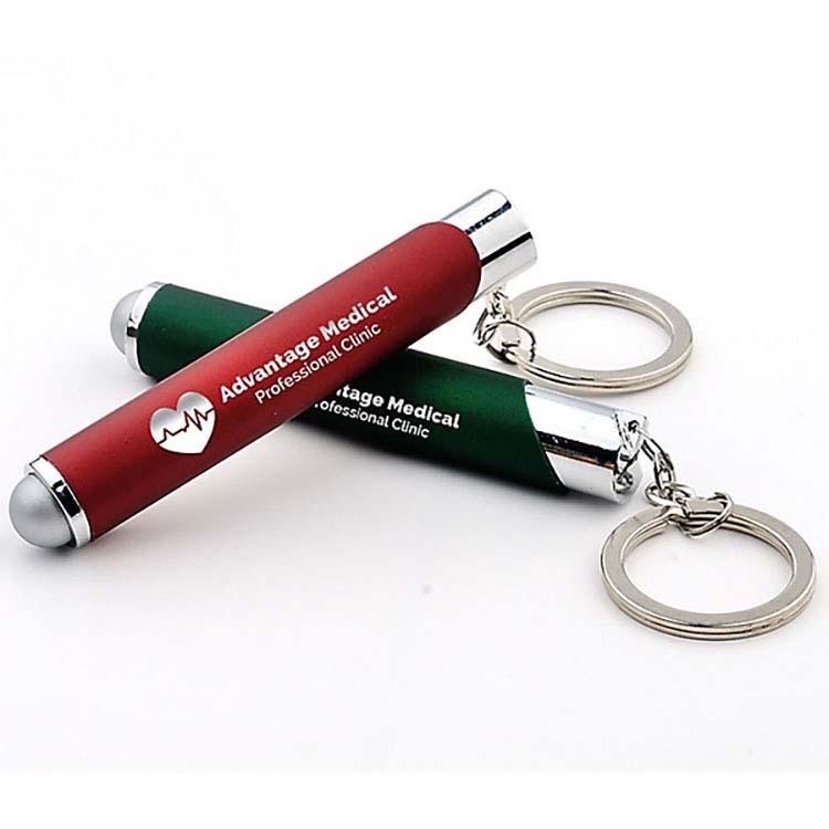 Porte-clés stylet rétractable sans contact #2