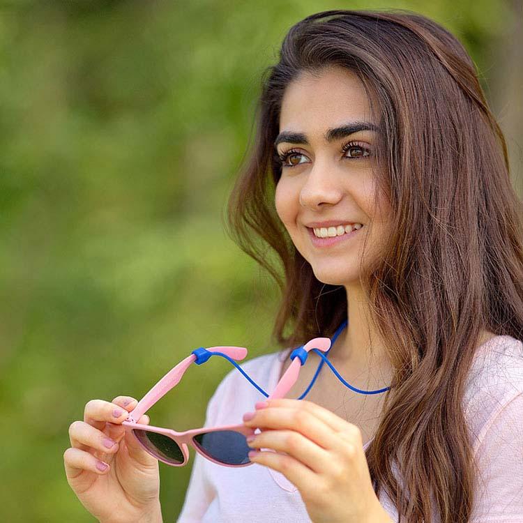 Porte-écouteurs/lunettes Easy-Wear #2