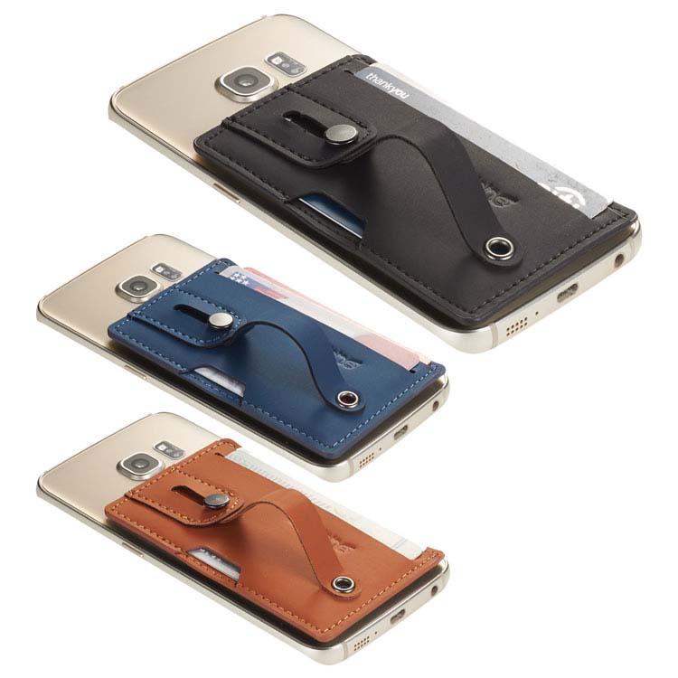 Portefeuille pour téléphone RFID Vienna avec sangle #2