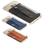 Portefeuille pour téléphone RFID Vienna avec sangle
