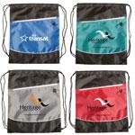 Drawstring Backpack Duffle Bag