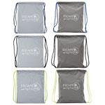 Illumi Reflective Drawstring Backpack