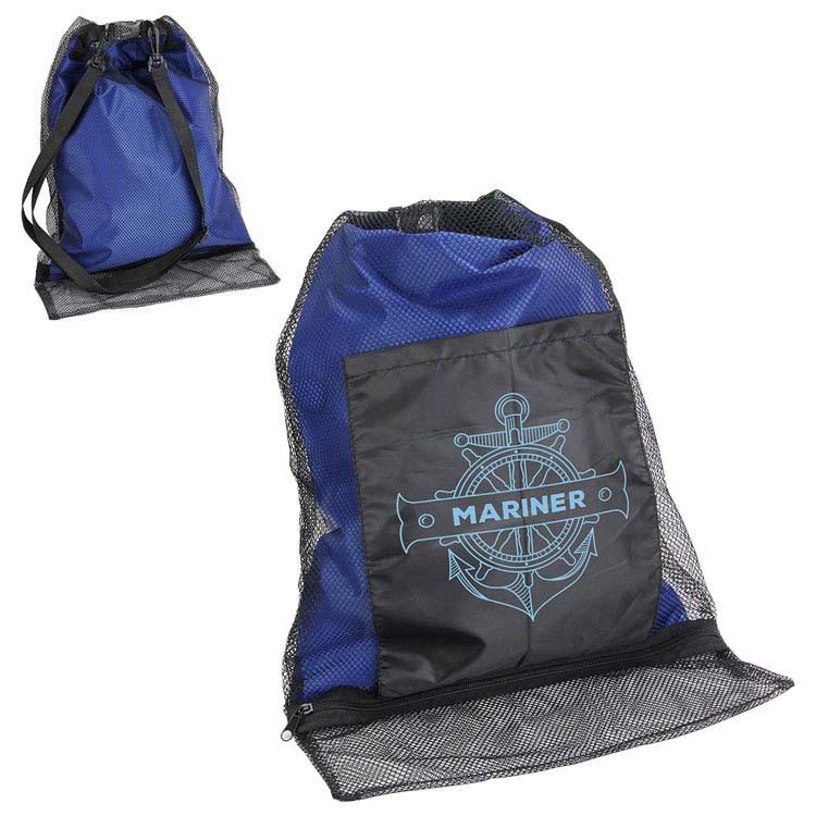 Sac étanche 5 litres Mariner Combo et sac d'équipement en maille #2