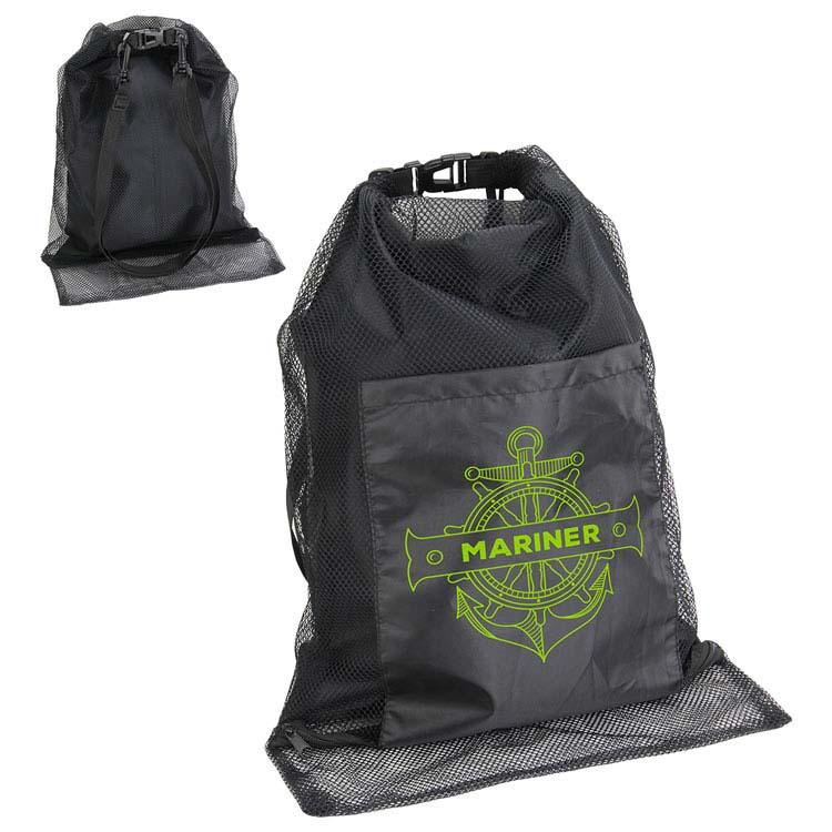 Sac étanche 5 litres Mariner Combo et sac d'équipement en maille #3