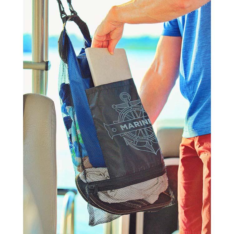 Sac étanche 5 litres Mariner Combo et sac d'équipement en maille #4