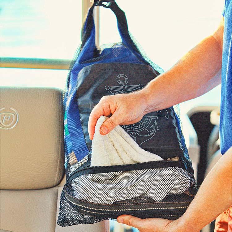 Sac étanche 5 litres Mariner Combo et sac d'équipement en maille #5