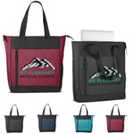 Austin Nylon Collection Tote