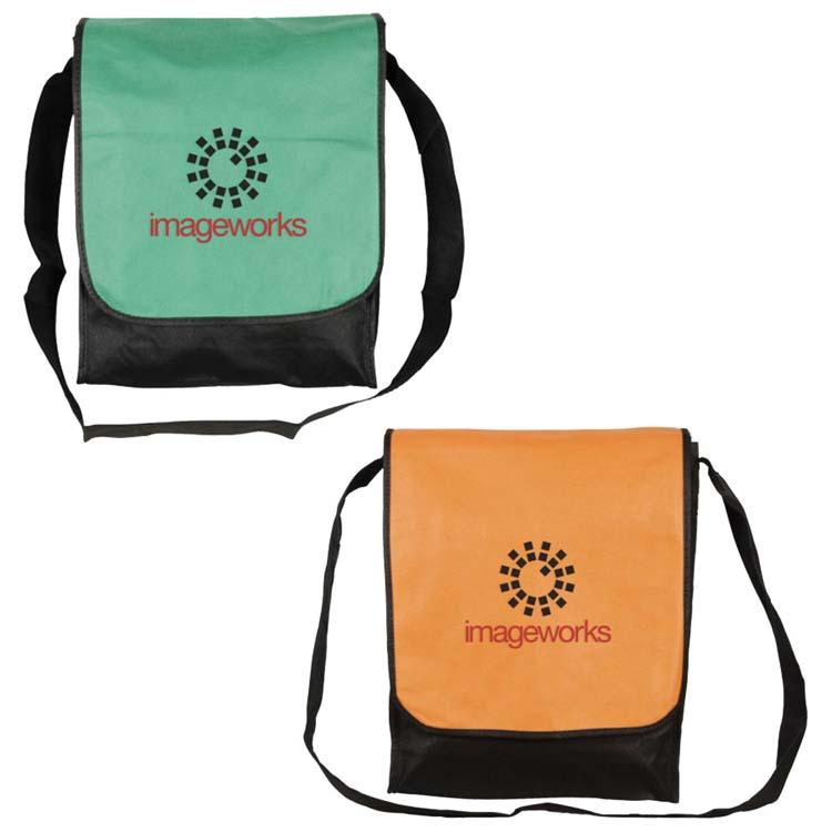 Messager Bag in Non-Woven Polypropylene