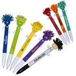 MopToppers Screen Cleaner Two-Color Pen
