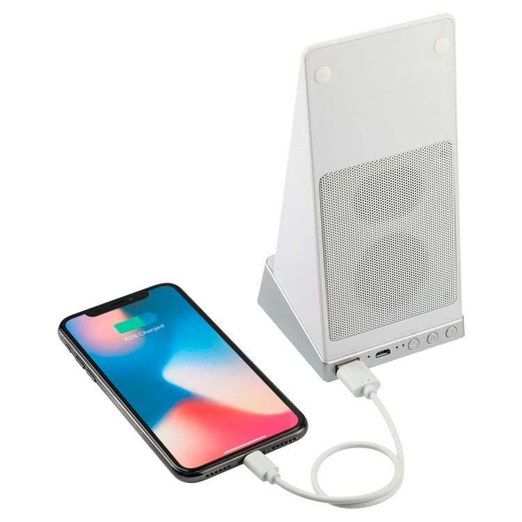 Support sans fil pour téléphone Weston avec haut-parleur #5