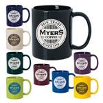 Colored Budget Mug 11oz