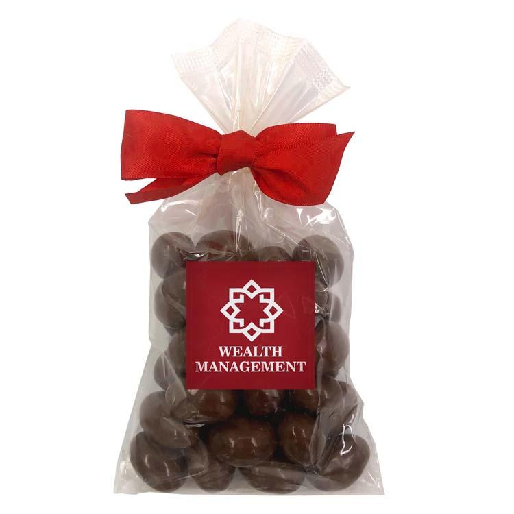 Amandes au chocolat 160g