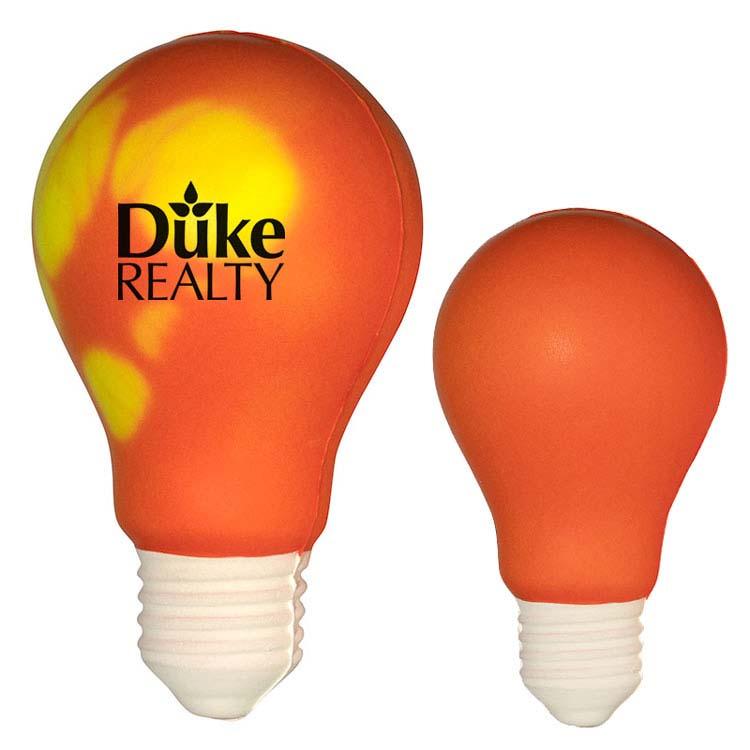 Ampoule anti-stress de couleur changeante