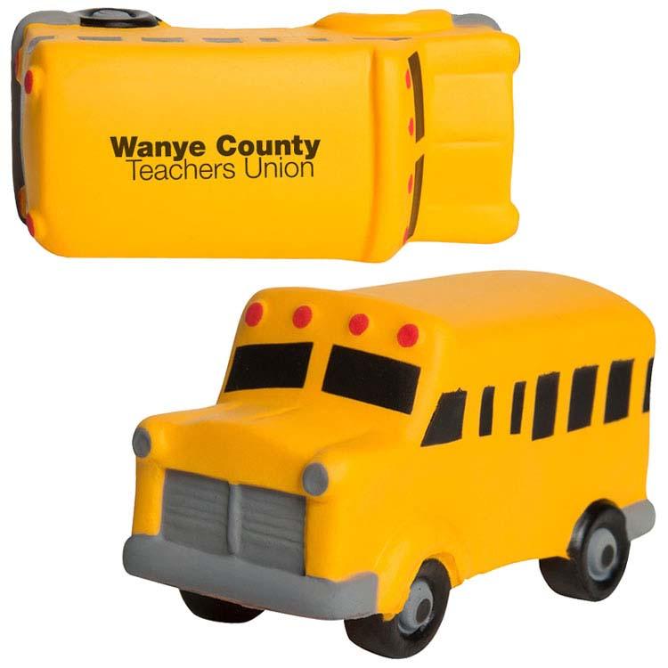 Autobus scolaire anti-stress