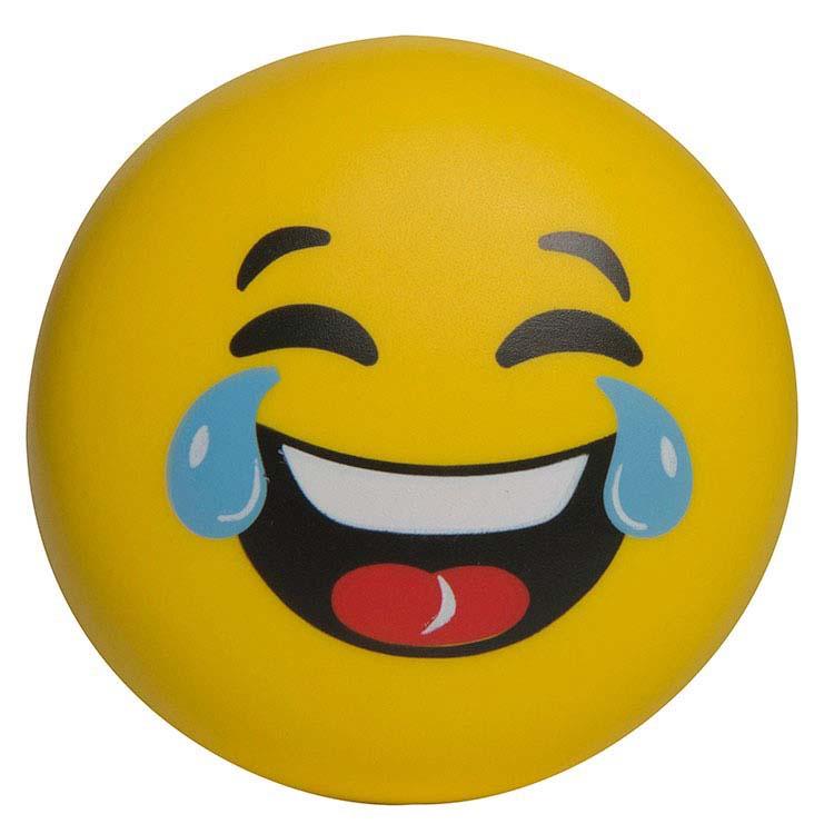 Balle anti-stress Emoji LOL