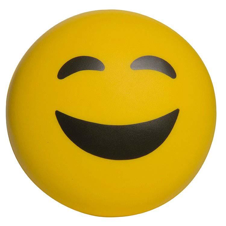 Balle anti-stress Emoji Bonne humeur