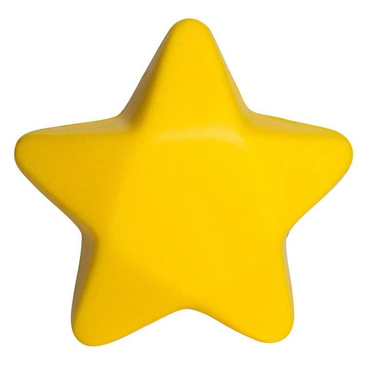 Balle anti-stress étoile lente