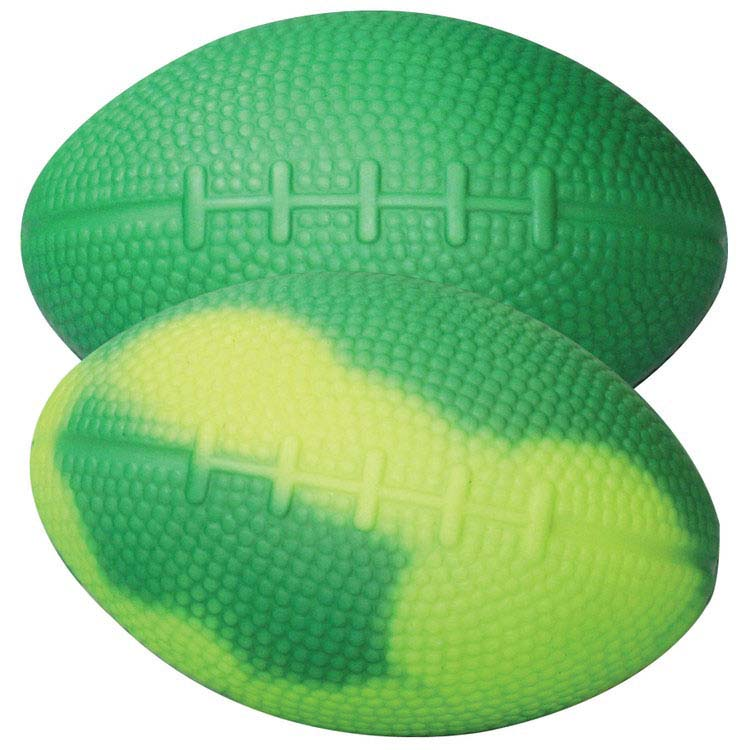 Ballon de football anti-stress couleur changeante