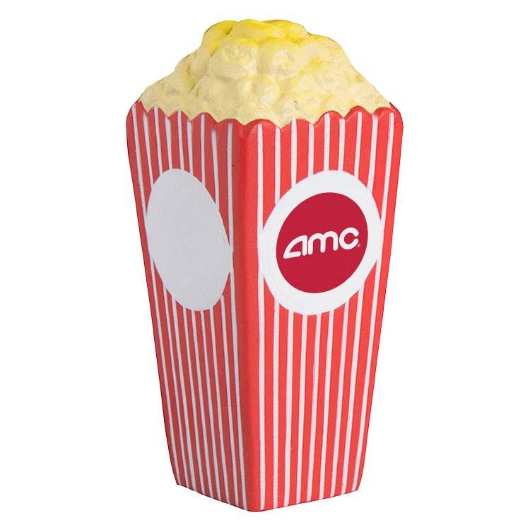 Boîte de popcorn anti-stress