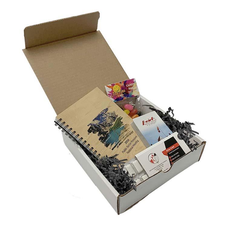 Boîte personnalisée