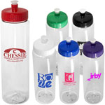 32 oz Freedom Bottle with Push-Pull Lid