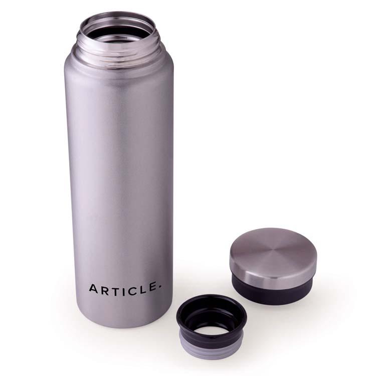 Bouteille Trend Setter métallique en acier inoxydable 20 oz #2