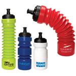 Accordion 28 oz Water Bottle