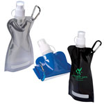 H2O on the Go Collapsible 12 oz Water Bottle