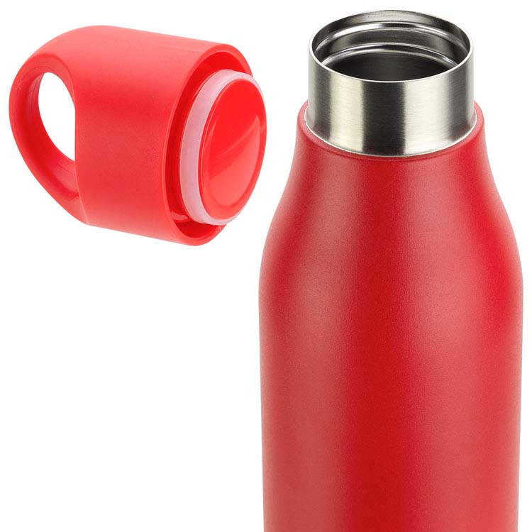 SENSO Classic 22 oz Vacuum Insulated Stainless Steel Bottle #3