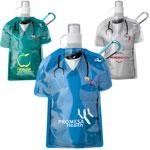 Medical Scrubs 16 oz Water Bottle