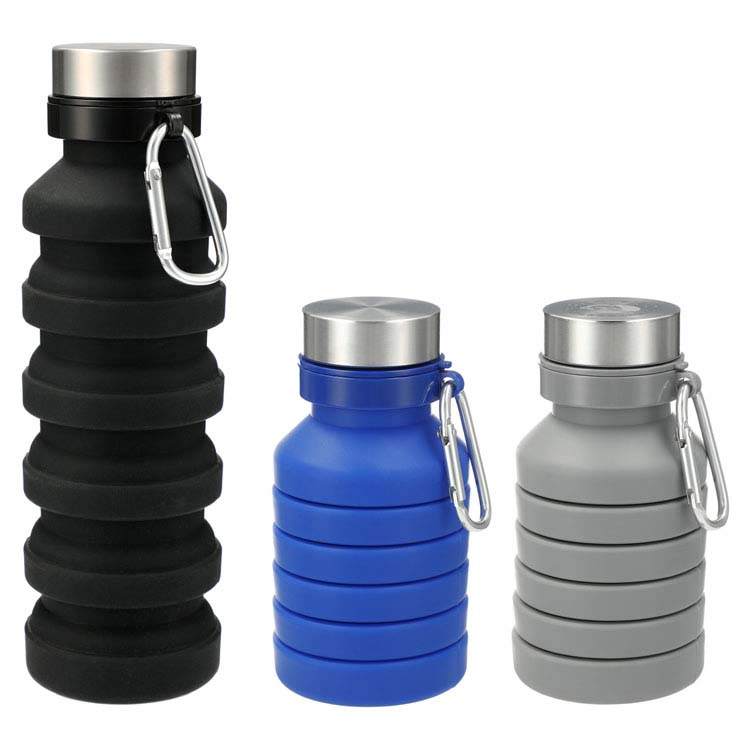 Zigoo Silicone Collapsible Bottle 18 oz