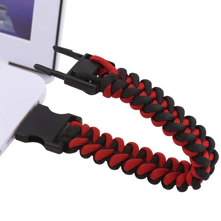 Bracelet USB tressé #3