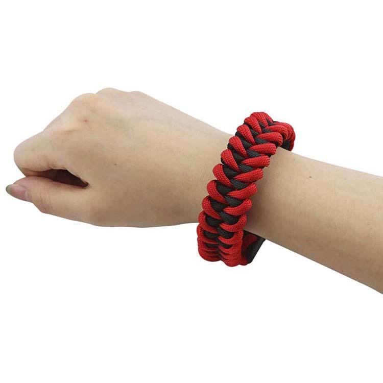 Bracelet USB tressé #4