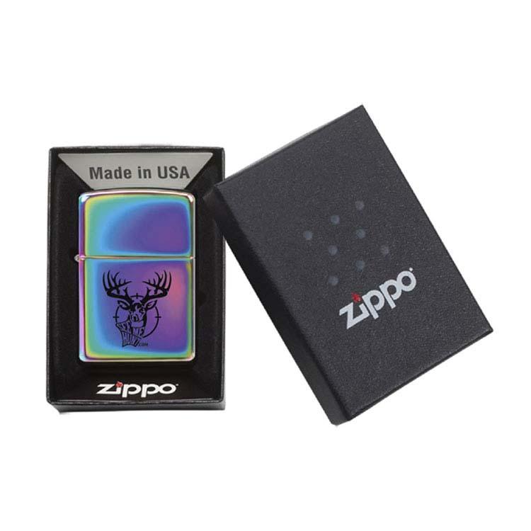 Briquet Zippo multicolore #3
