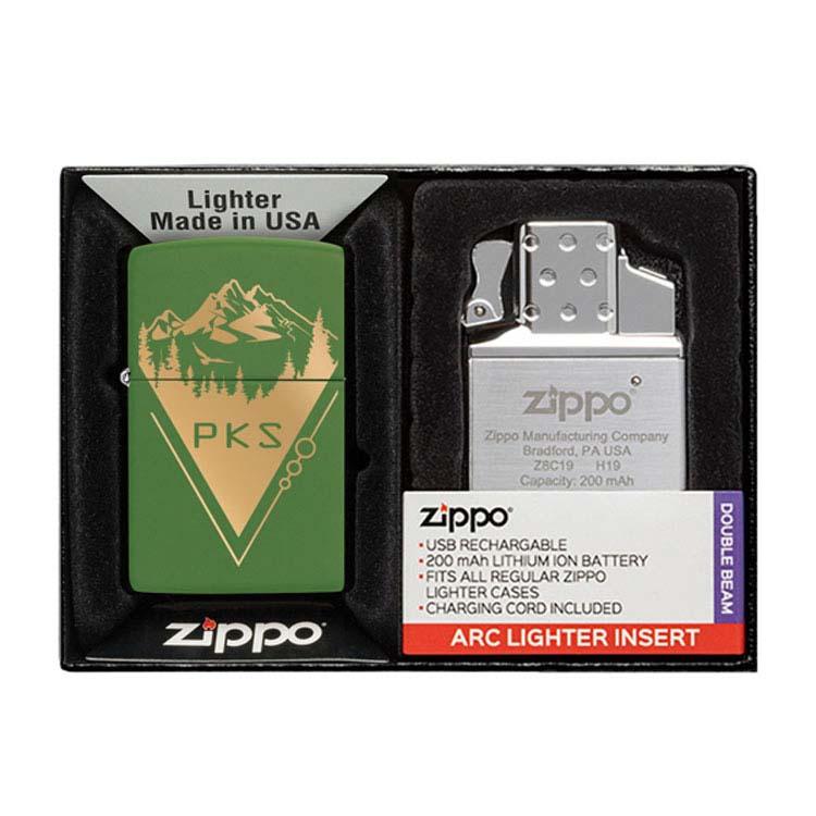 Briquet électrique Zippo #10