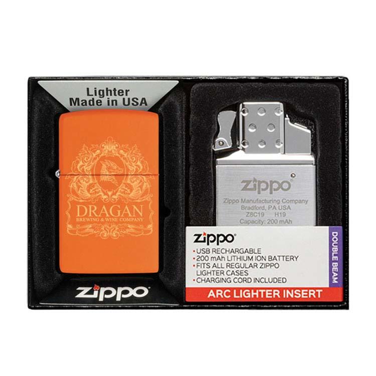 Briquet électrique Zippo #13