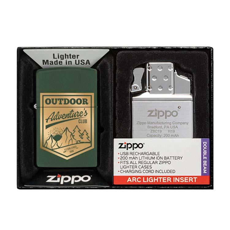Briquet électrique Zippo #14