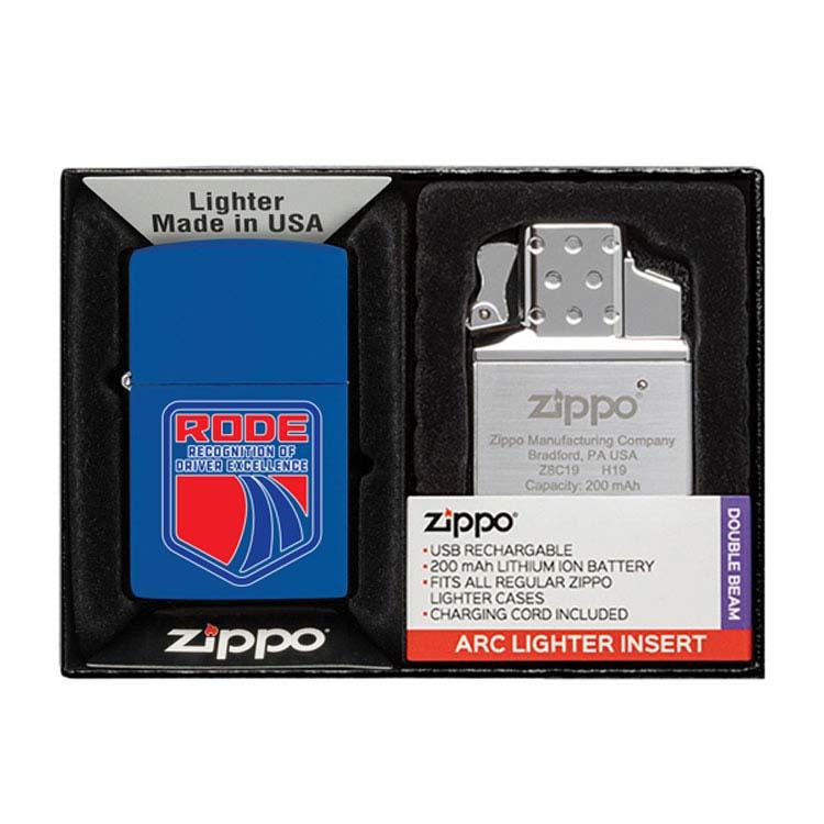 Briquet électrique Zippo #6
