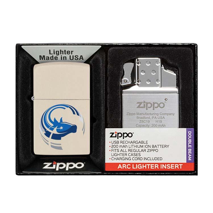 Briquet électrique Zippo #8