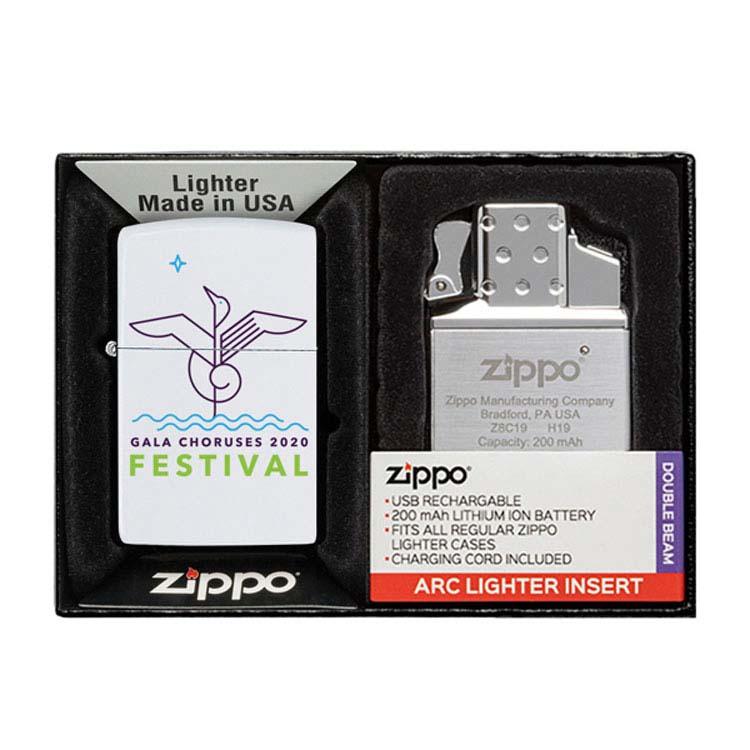 Briquet électrique Zippo #9