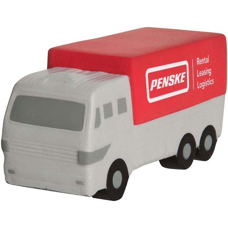 Camion de livraison anti-stress