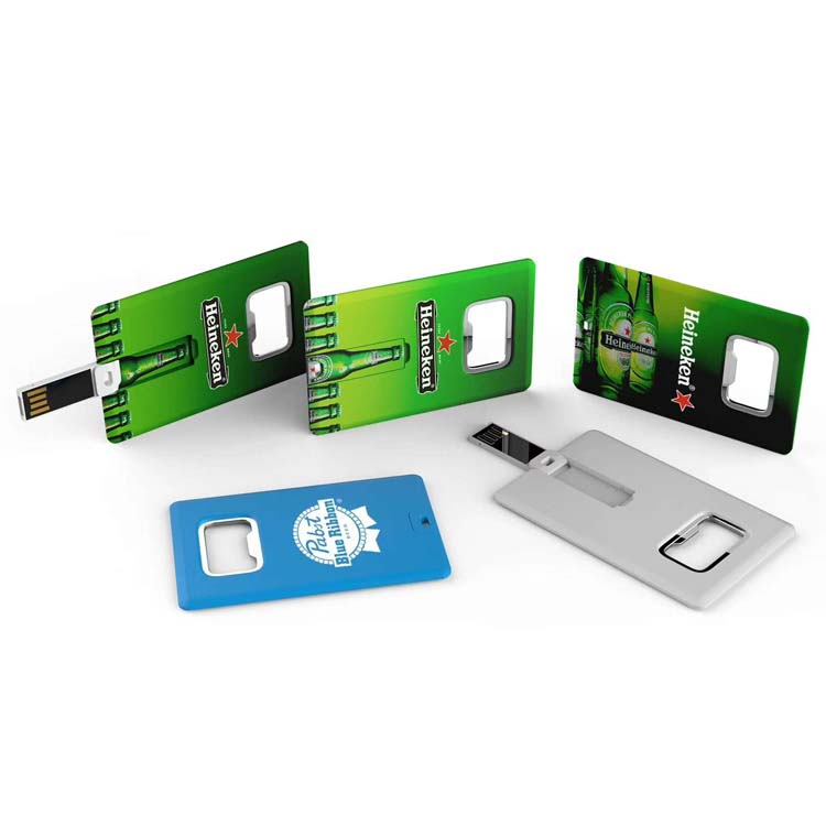 Carte USB Jovial avec ouvre-bouteille #2