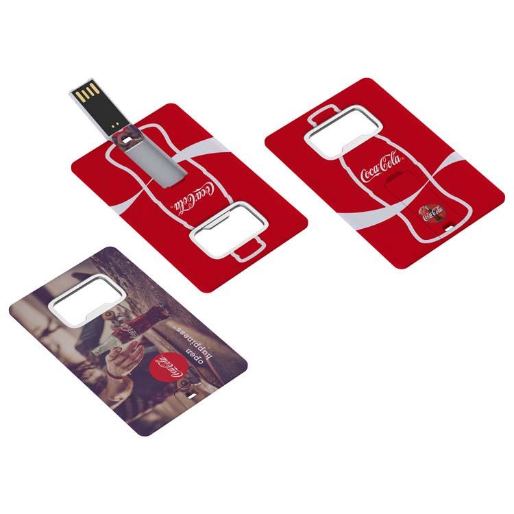 Carte USB Jovial avec ouvre-bouteille #5
